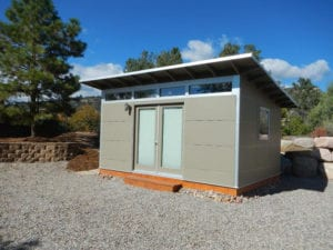 DIY Studio Shed with Your Own Contractor