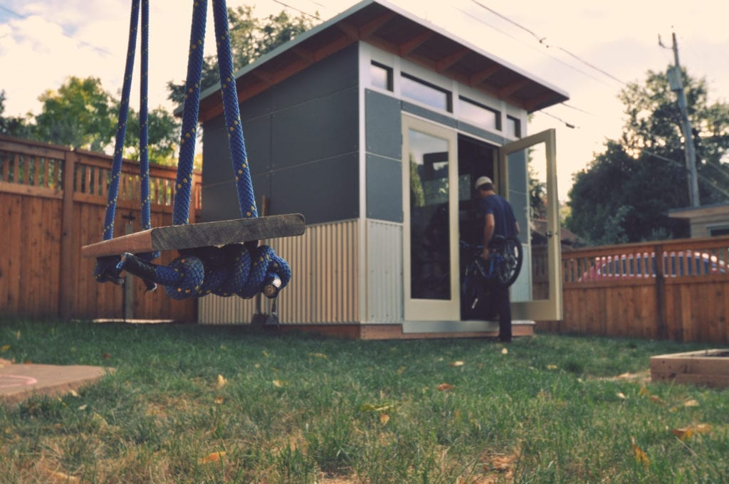 studio shed modern prefab backyard studios office sheds custom