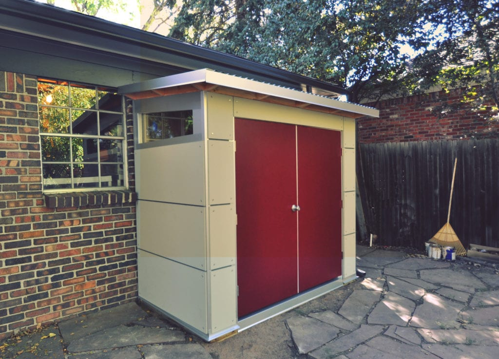Storage Sheds Prefab Diy Shed Kits For Stylish Backyard