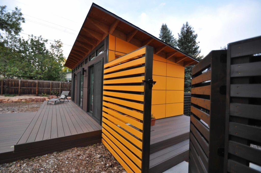 Modular home additions turnkey detached adus for Home office additions