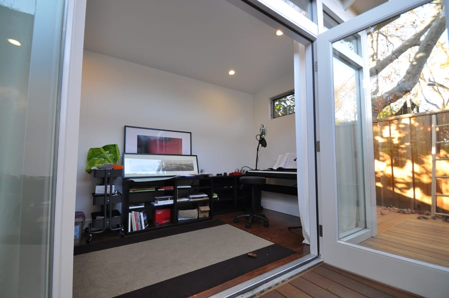 Home Music Studios Build A Prefab Backyard Recording Studio