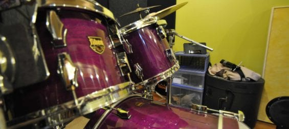 Studio Shed Music Studio