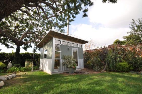 Studio Shed Backyard Music Studios