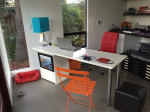 Studio Shed Backyard Home Office