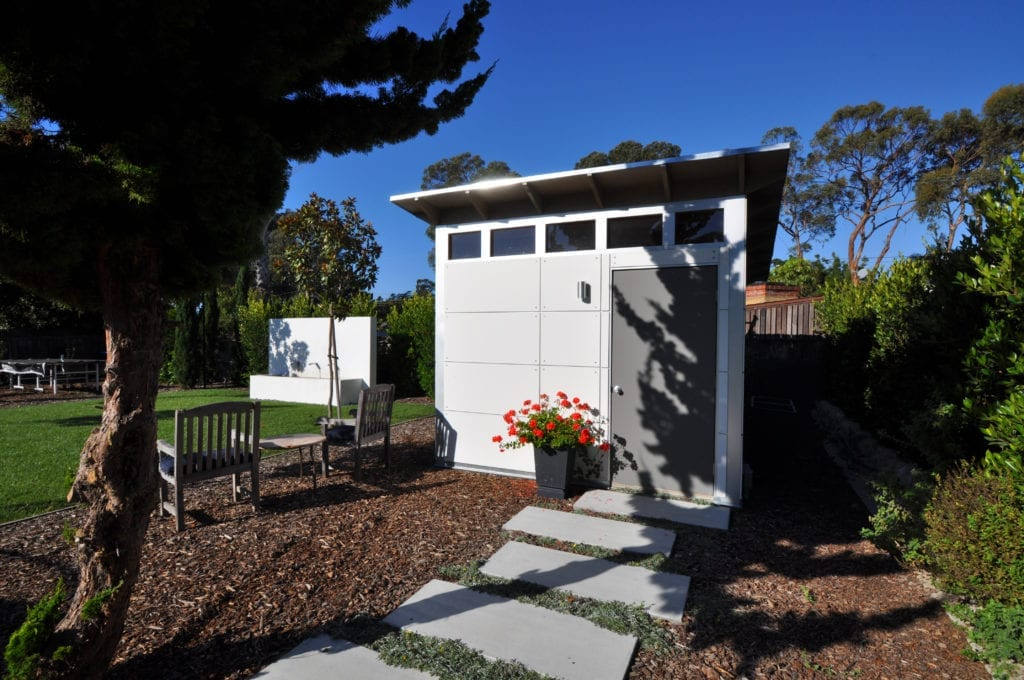 backyard sheds studios storage home office sheds modern prefab