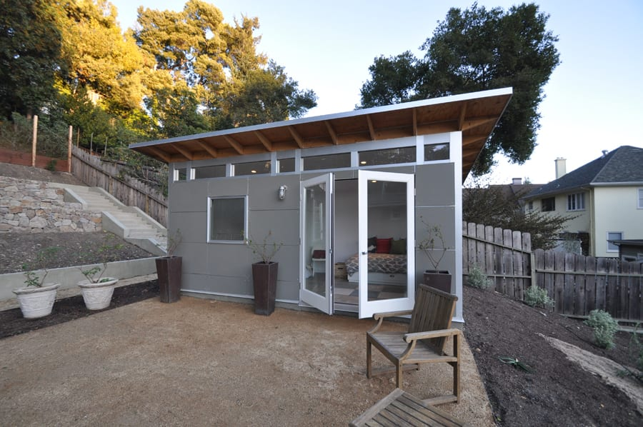Backyard Sheds Studios Storage Home Office Sheds Modern Prefab Shed