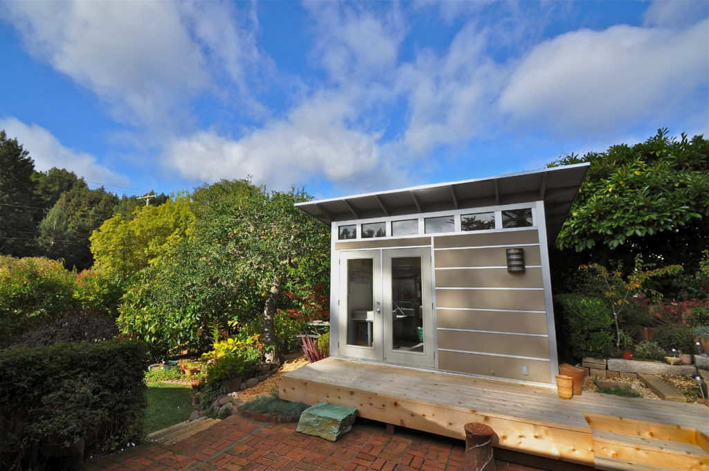 backyard sheds studios storage home office sheds modern prefab shed kits