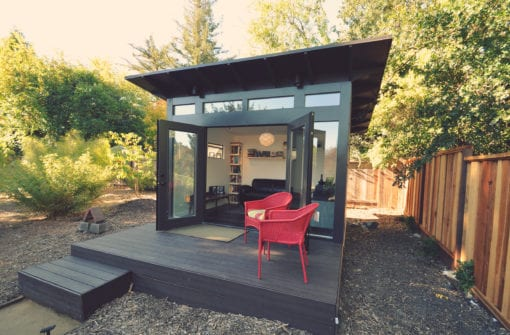 signature series backyard office shed