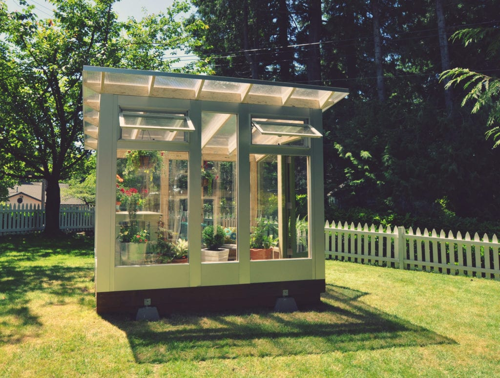 Greenhouse SHE Shed - 22 Awesome DIY Kit Ideas |Contemporary Greenhouses
