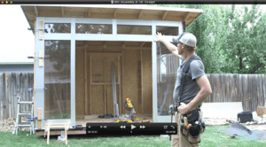 Studio Shed DIY Kits