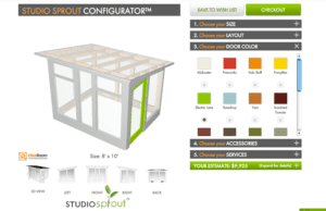 Design Your Studio Sprout Home Greenhouse