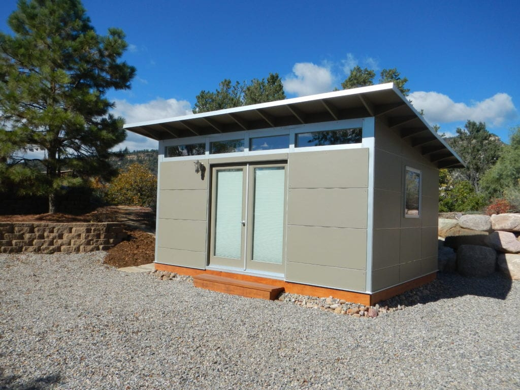 A diy install quick complementary quality for Studio outbuilding