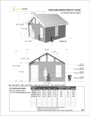 4.0 Gable-Product Guide-14 Dims