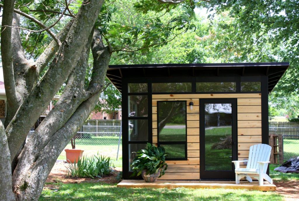 Team jones 39 diy adventure for Garden shed music studio