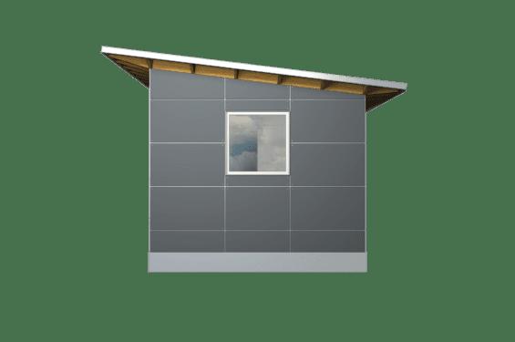 Solitude Custom Backyard Sanctuary Home Office Art Studio