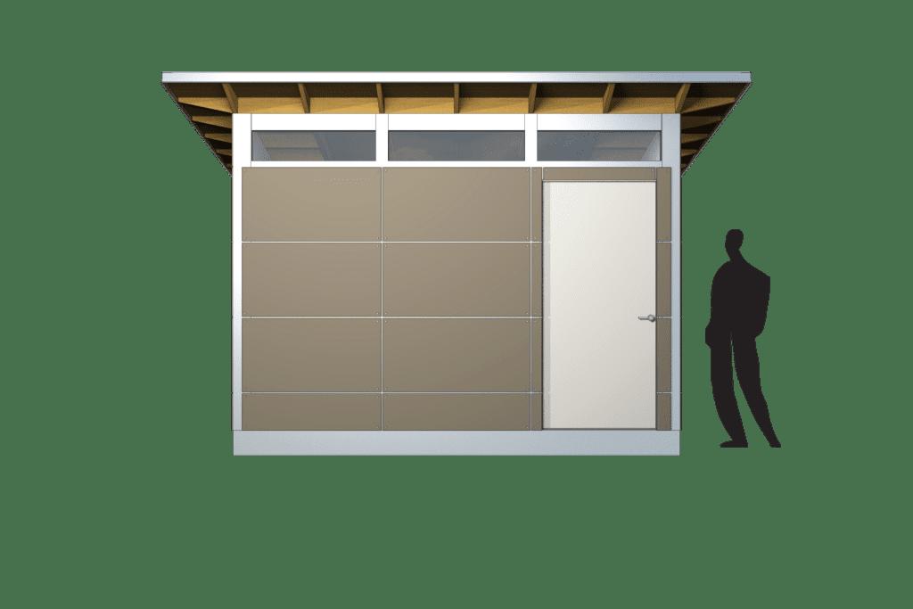 Trico Luxury Backyard Storage Shed Workshop amp Studio