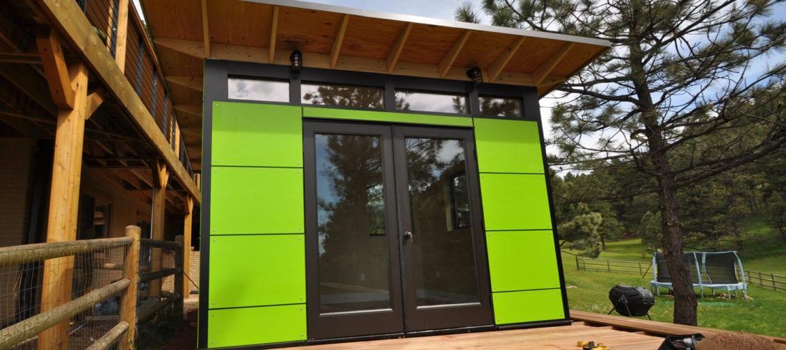 Modern Backyard Shed Ideas Studio Shed