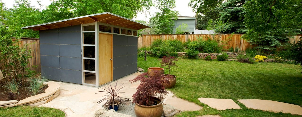 Prefab Modern Storage Sheds Studio Shed, Modern Garden Sheds