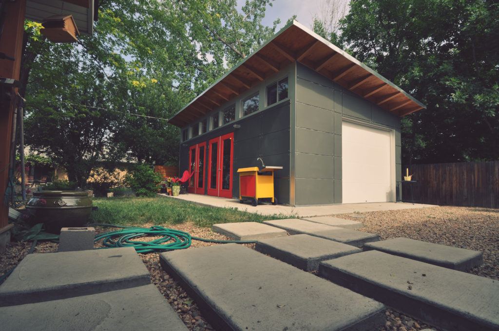 Prefab Garage Kits And Plans Studio Shed