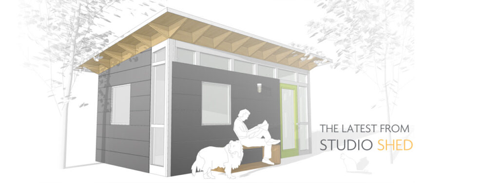 Studio Shed Newsletter | Learn About Our Backyard Sheds