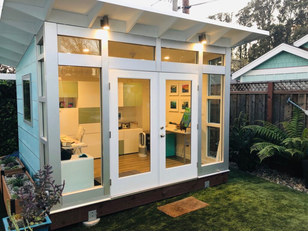 Signature - Solitude - Home office space studio shed