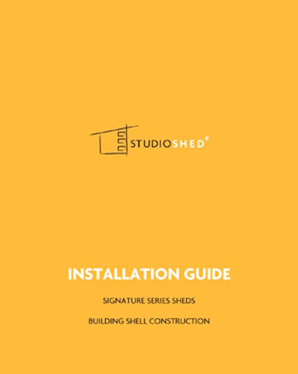 Signature Series Installation Guide